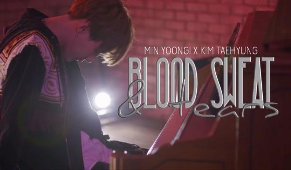 Blood Sweat & Tears #1