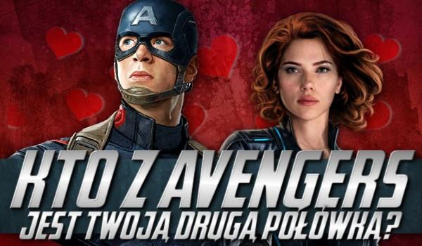 Kto z Avengers jest Twoją drugą połówką?