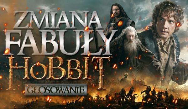 """Zmiana fabuły – """"Hobbit""""!"""