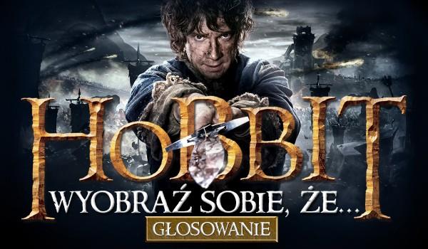 """Pytania z serii: ,,Wyobraź sobie, że… """" – Hobbit!"""