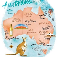 umówić się na randkę z Australią