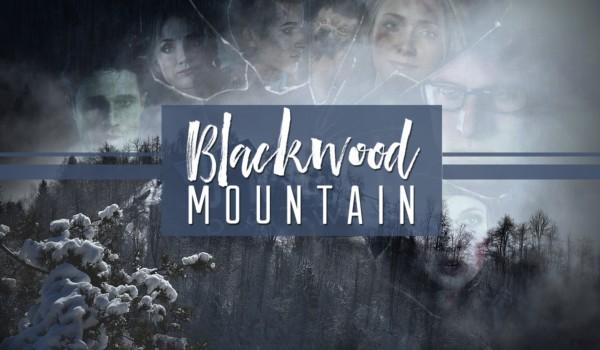Blackwood Mountain #1: Autobus