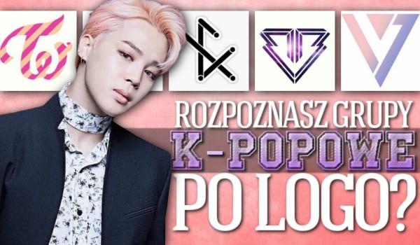Zgadniesz grupy k-popowe po logo?