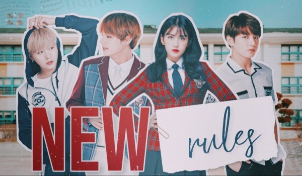 New rules [BTS]|zero • opowiadanie z wyborami