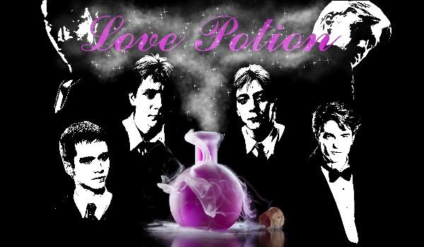 Love Potion – z miłością nie wygrasz – Prolog