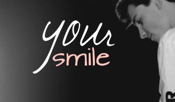 Your Smile — Prolog + obsada