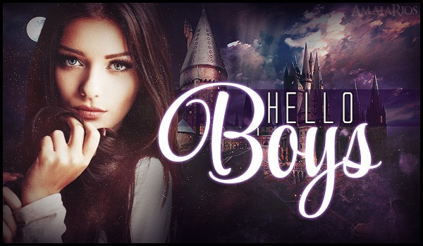 Hello Boys #1