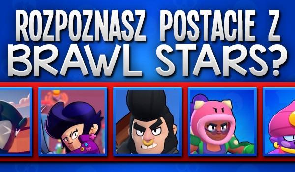 Czy rozpoznasz każdą postać w Brawl Stars?