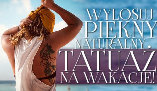 Quizy Z Działu Tatuaże Samequizy