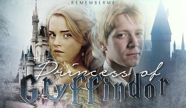 Princess of Gryffindor #0