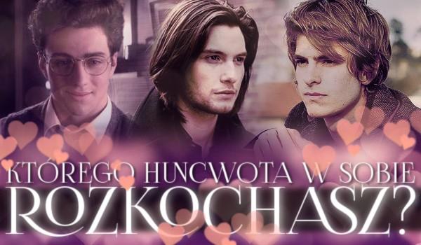 Którego Huncwota w sobie rozkochasz?