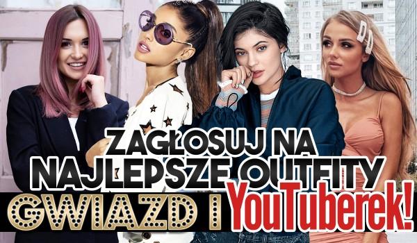 Zagłosuj na najlepsze outfity gwiazd i YouTuberek!