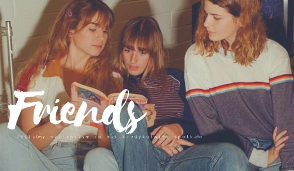 Friends – przedstawienie postaci