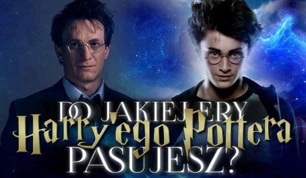 """Do jakiej ery """"Harry'ego Pottera"""" pasujesz?"""