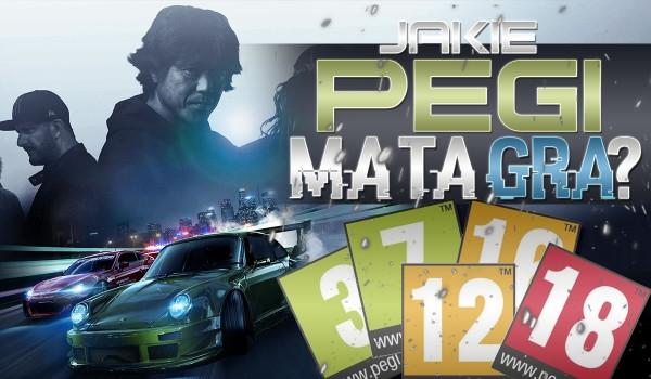 Jakie PEGI ma ta gra? #2