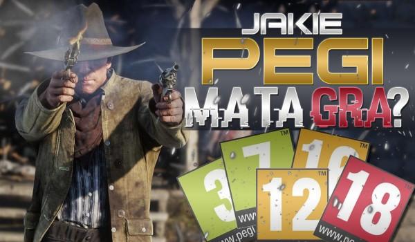 Jakie PEGI ma ta gra?