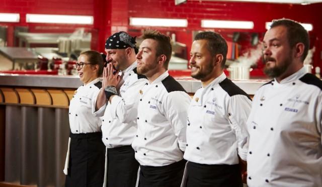 Jak Dobrze Znasz Program Hell S Kitchen Piekielna Kuchnia Samequizy