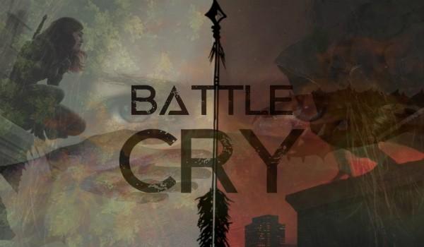Battle cry I {Baśniobór fanfiction}