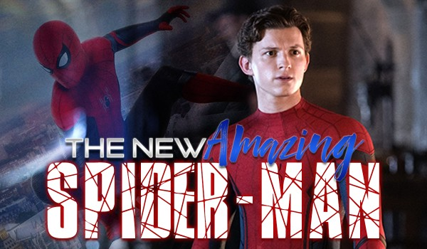 The New Amazing Spider-Man ~ Prolog