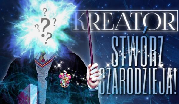 Kreator: Stwórz czarodzieja!