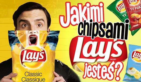 """Jakimi chipsami """"Lay's"""" jesteś?"""
