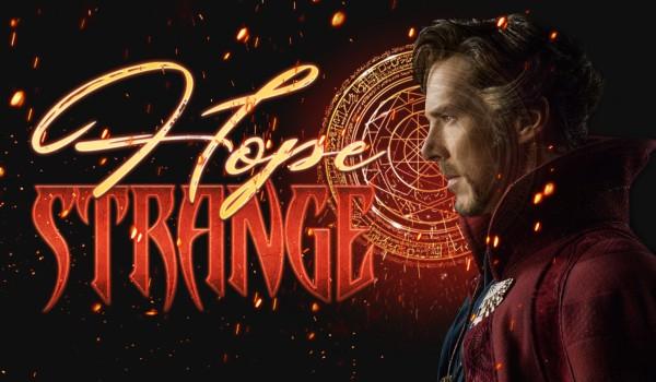 Hope Strange #1