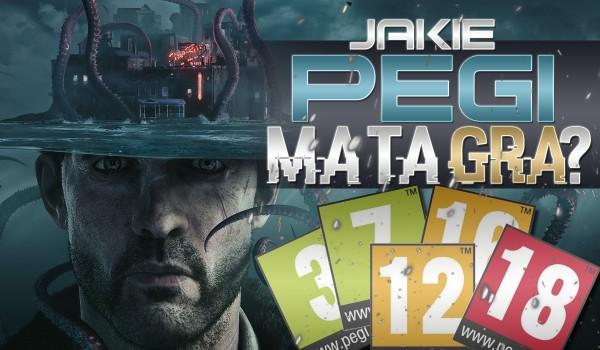 Jakie PEGI ma ta gra? #3