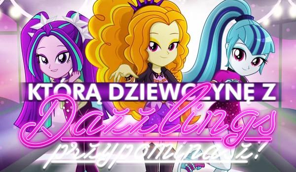 Którą dziewczynę z The Dazzlings najbardziej przypominasz?