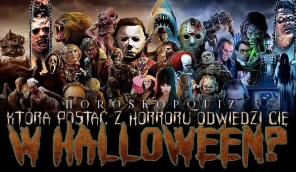 Horoskopquiz: Która postać z horroru odwiedzi Cię w Halloween?