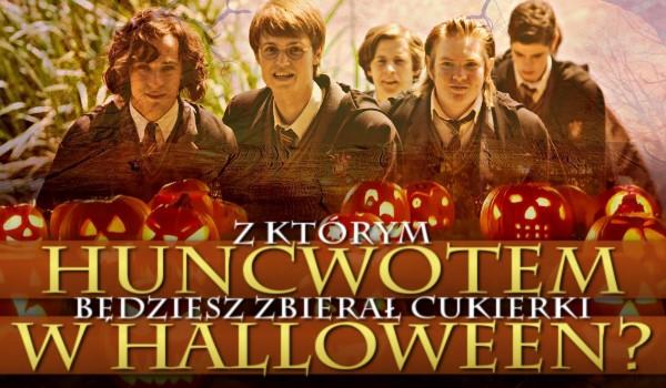 Z którym Huncwotem będziesz zbierał cukierki w Halloween?