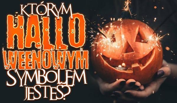Którym halloweenowym symbolem jesteś?