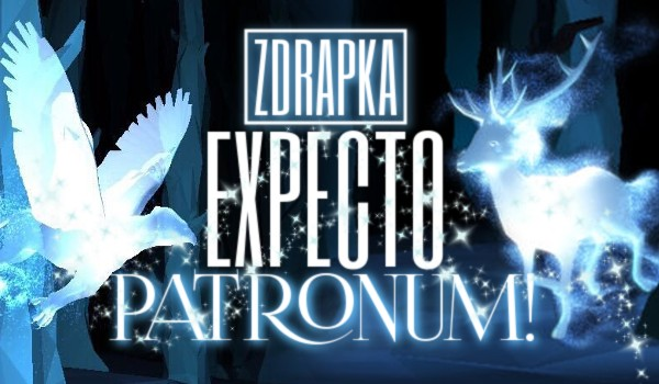Zdrapka Expecto Patronum!