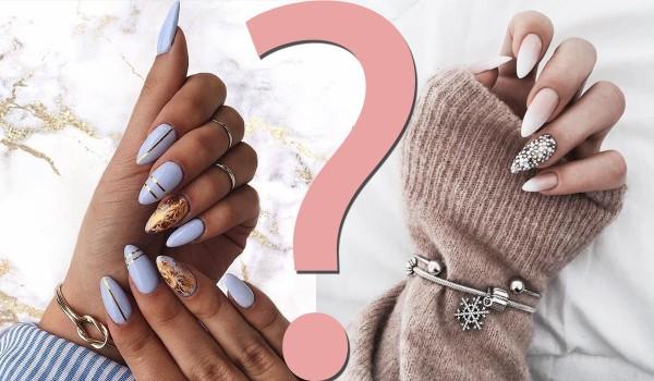 Który manicure jest ładniejszy?