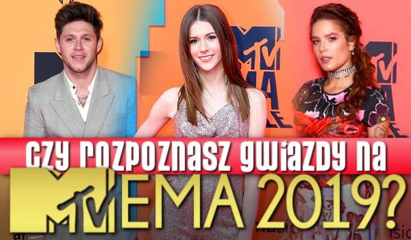 Czy rozpoznasz gwiazdy na EMA MTV 2019?