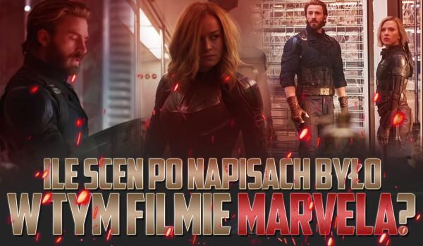Szybkie strzały: Ile scen po napisach było w tym filmie Marvel Cinematic Universe?