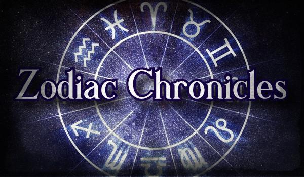 Zodiac Chronicles – PROLOG –