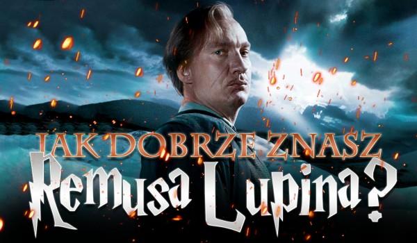 """50 pytań z serii """"Prawda czy fałsz?"""" – Remus Lupin!"""