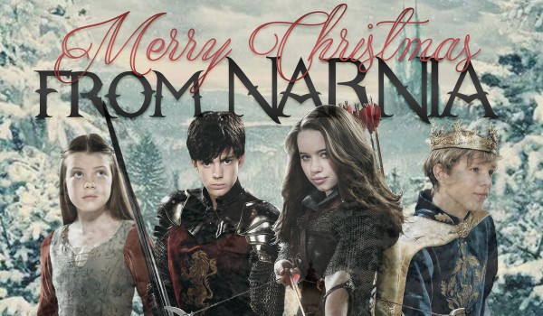 Merry Christmas from Narnia!