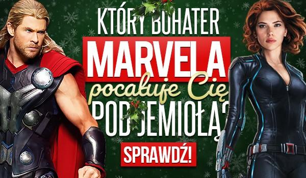 """Który bohater """"Marvela"""" pocałuje Cię pod jemiołą?"""