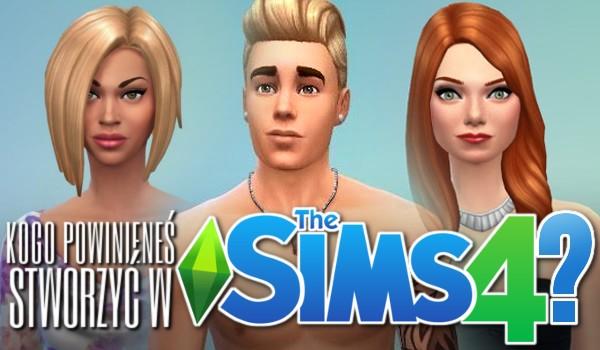 Kogo powinieneś stworzyć w The Sims 4?
