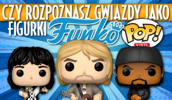 """Rozpoznasz gwiazdy jako figurki ,,Funko Pop""""? Sprawdź!"""