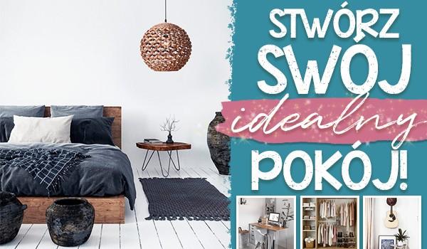 Stwórz swój idealny pokój – Zdrapka
