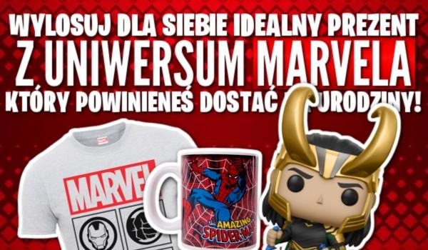 """Wylosuj dla siebie idealny prezent z uniwersum """"Marvela"""", który powinieneś dostać na urodziny!"""