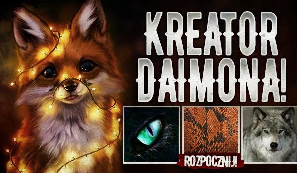 Kreator Daimona!