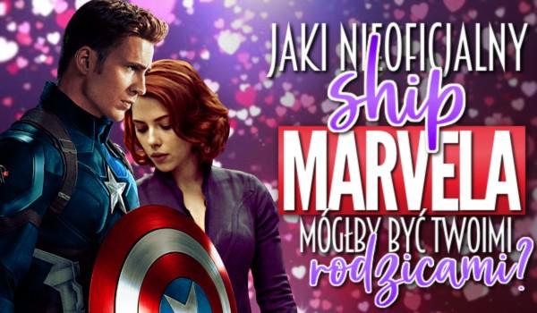 """Jaki nieoficjalny ship """"Marvela"""" mógłby być Twoimi rodzicami?"""