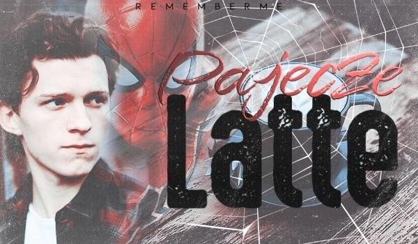 Pajęcze latte – Peter Parker