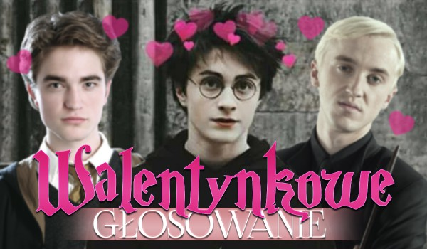 Walentynkowe głosowanie – Harry Potter