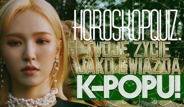 Horoskopquiz: Twoje życie, jako gwiazda K-Popu!