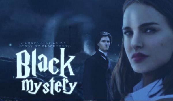 Black Mystery • Prolog