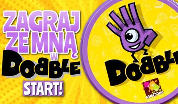 """Zagraj ze mną w """"Dobble""""!"""